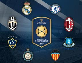 "Групата за ""Guinness International Champions Cup"""